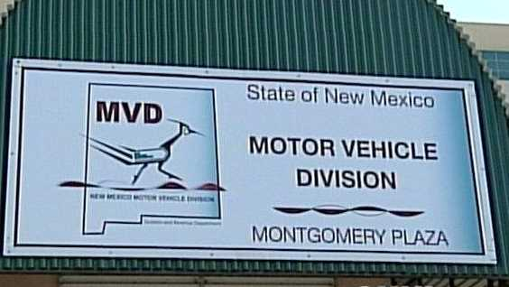 Motor vehicle division mistake affects thousands of drivers Motor vehicle department albuquerque new mexico