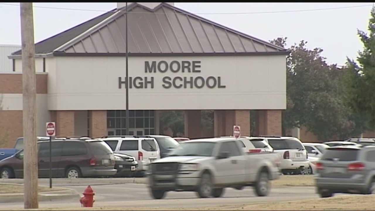 Threatening email causes Moore High School evacuation