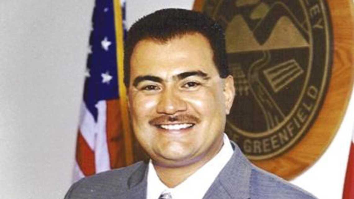 Mayor John Huerta Jr.