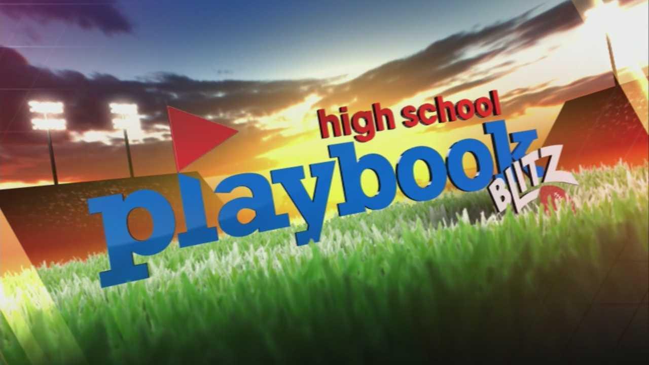 High School Playbook Blitz Week 11
