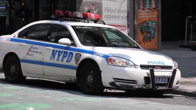 New York police officers shot in the Bronx