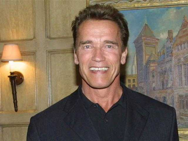 Arnold Schwarzenegger leaves 'Celebrity Apprentice' - and blames Trump for ratings drop