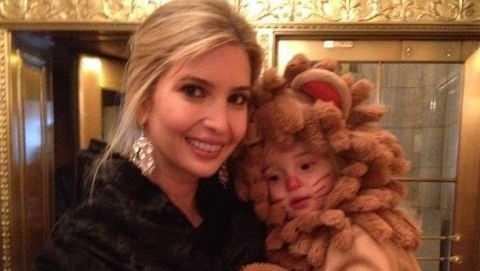 Ivanka Trump's Daughter Arabella