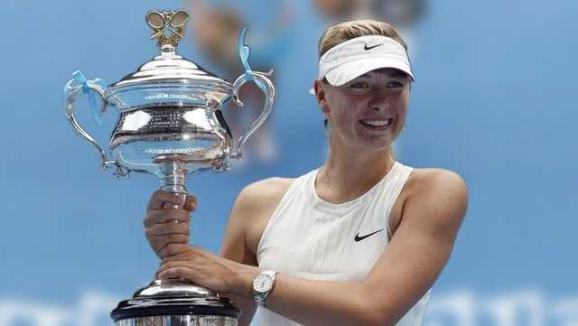 Maria Sharapova Full - 28370487