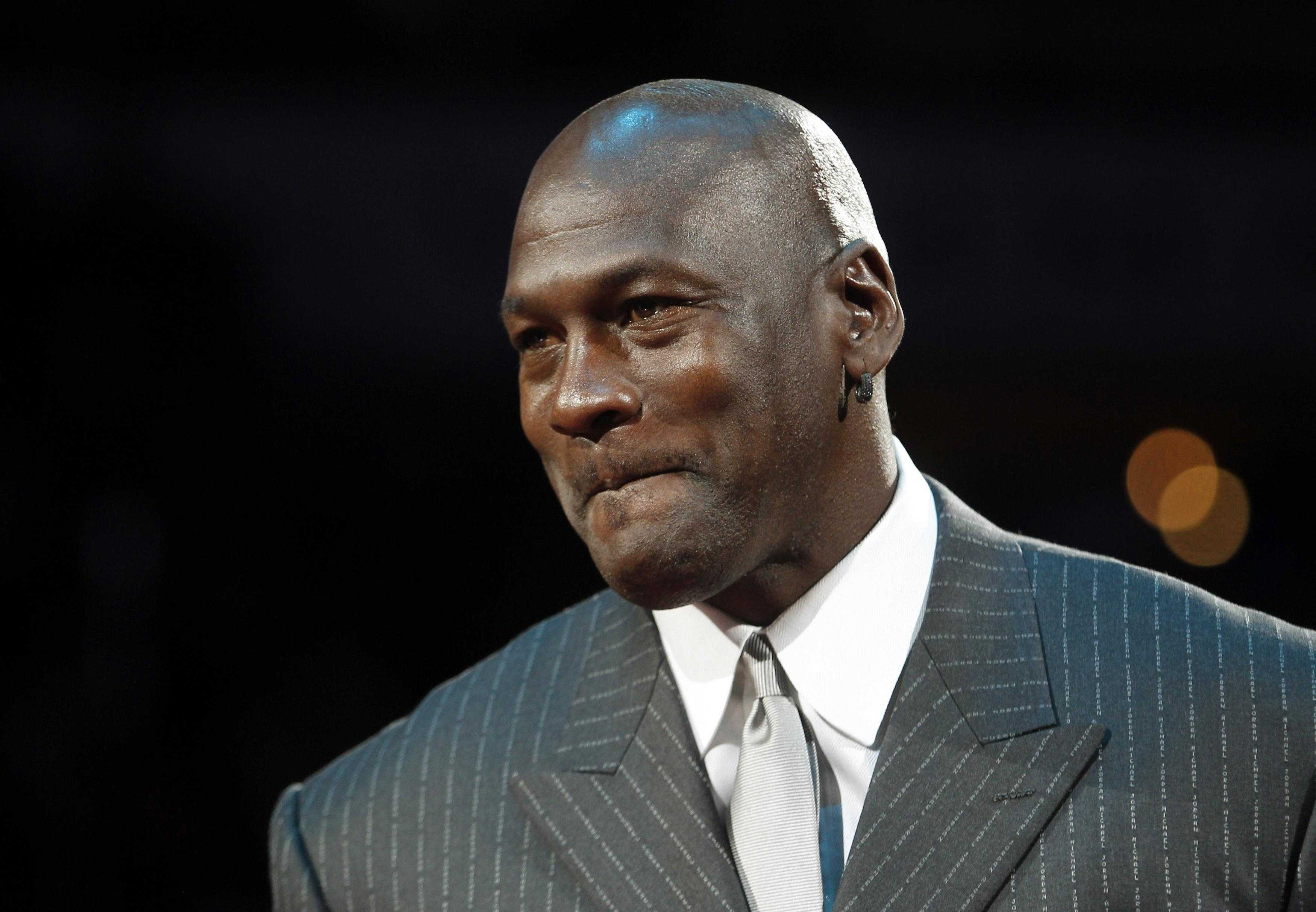 Michael Jordan wins China court ruling after yearslong case