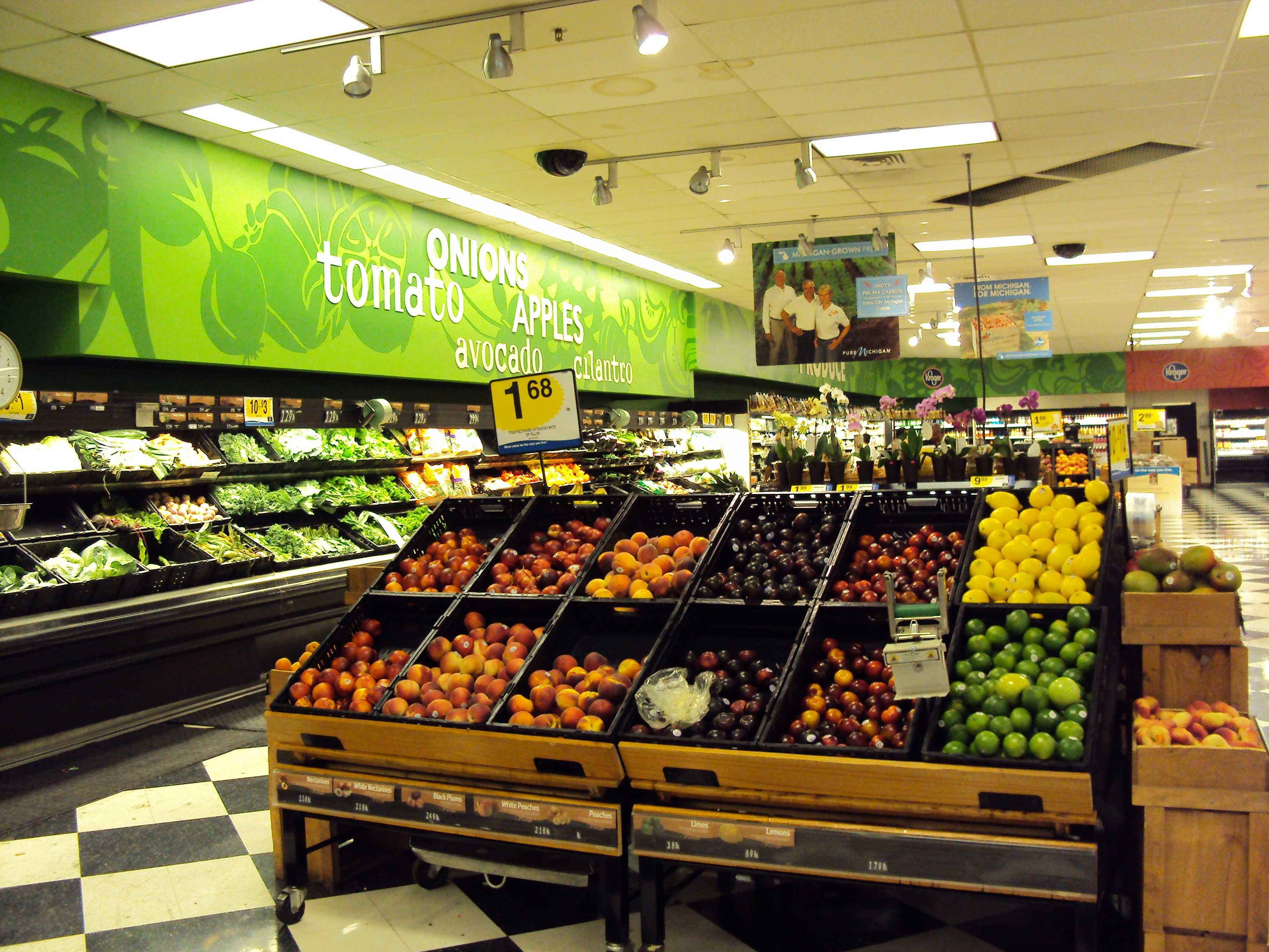 The Dirty Dozen: Supermarkets' Most Contaminated Produce