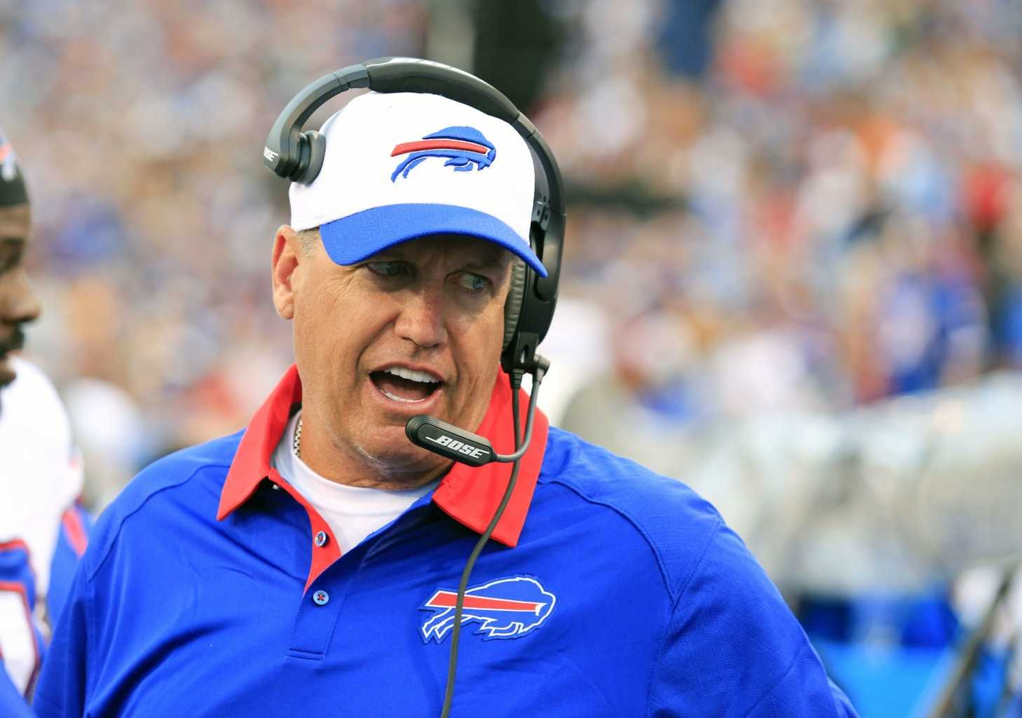 Rex Ryan Fired By Buffalo Bills