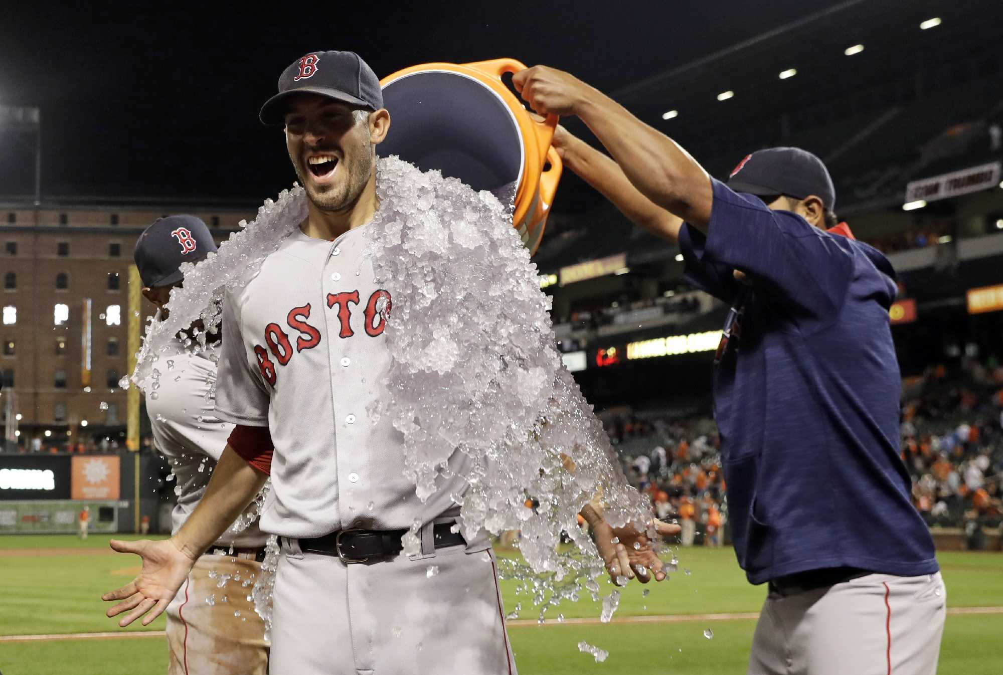 Red Sox's Rick Porcello Named American League Comeback Player Of The Year