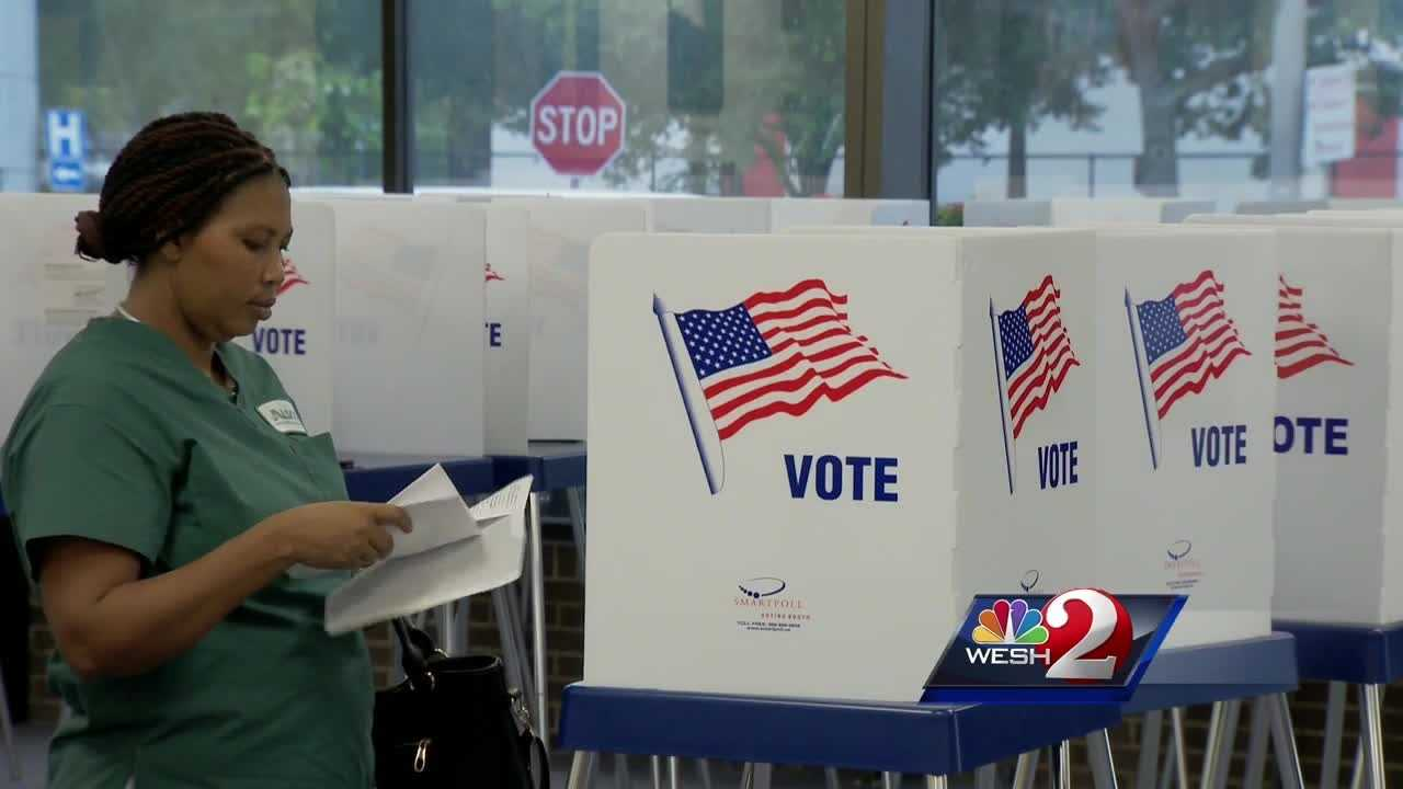 Voter turnout expected to increase