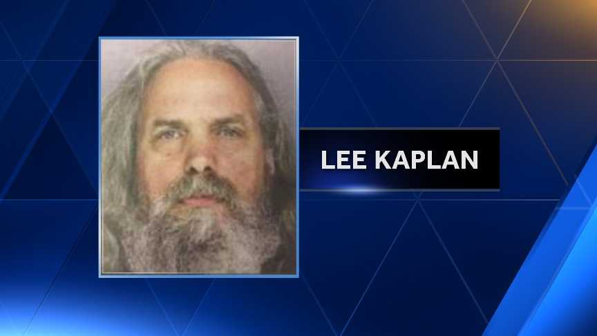 Lee Kaplan mug shot