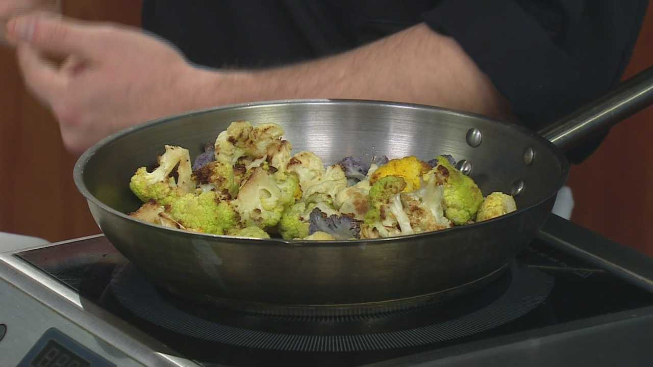 Chef Micah Kaufman, of the Milwaukee Art Museum, stops by with a look at some healthy food options to help you kick off 2015.