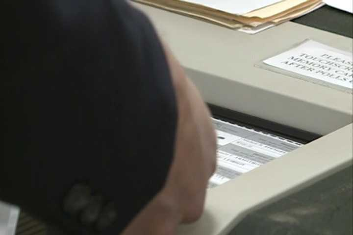 Thousands of Indiana voter registrations altered