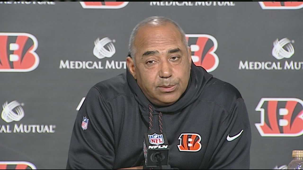 Marvin Lewis plans to coach Bengals next year, report says
