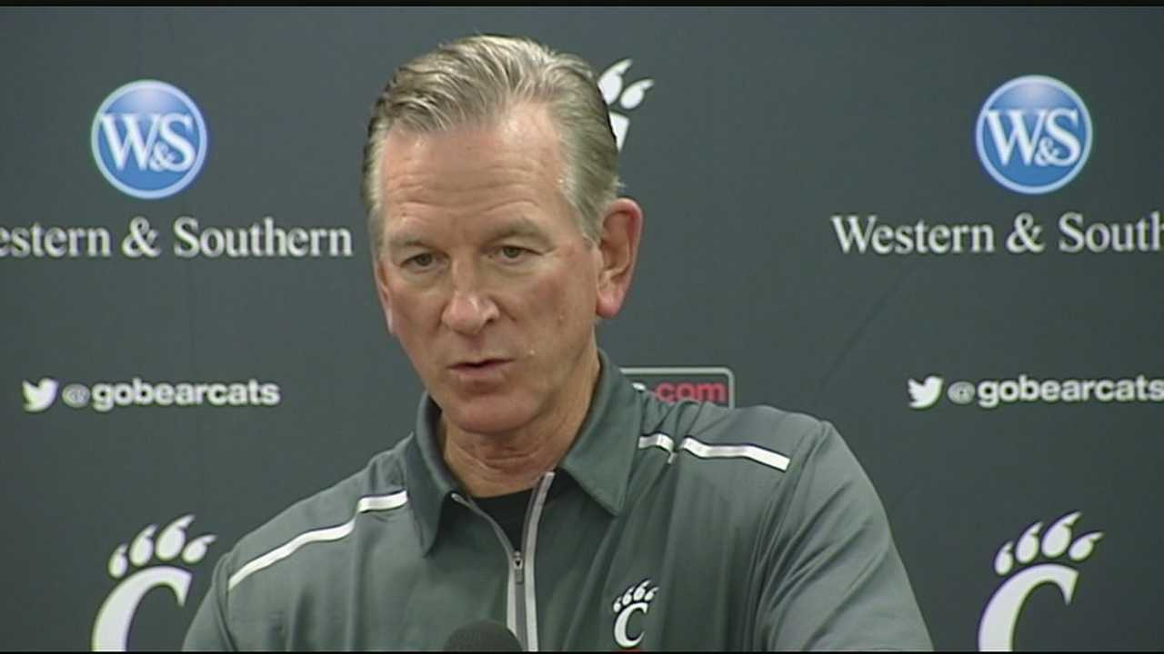 Former Texas Tech coach Tommy Tuberville resigns from Cincinnati