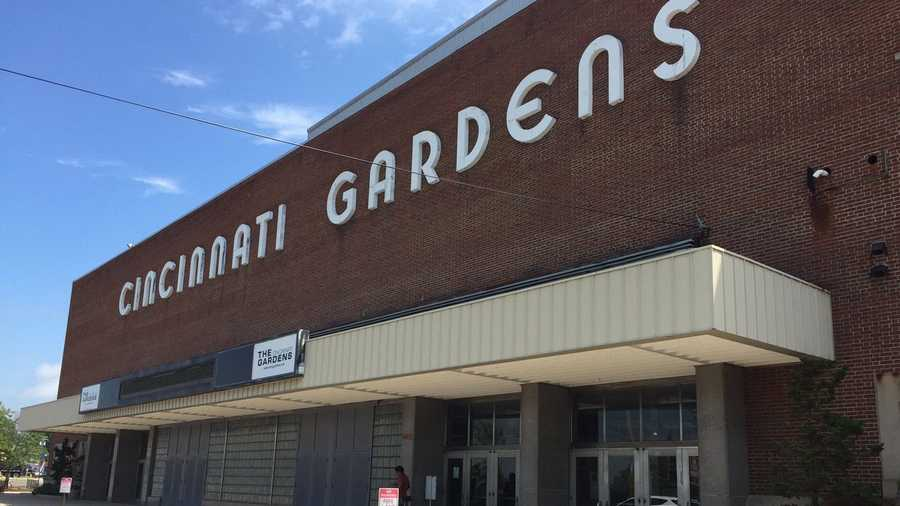 You Can Buy A Piece Of Historic Cincinnati Gardens