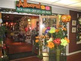 3. Allioops! Flowers & Gifts in New London