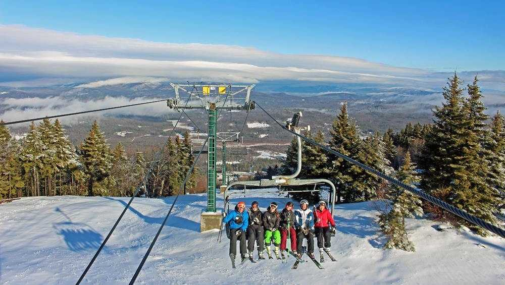 Viewers Choice 2017 Best Ski Area In New Hampshire