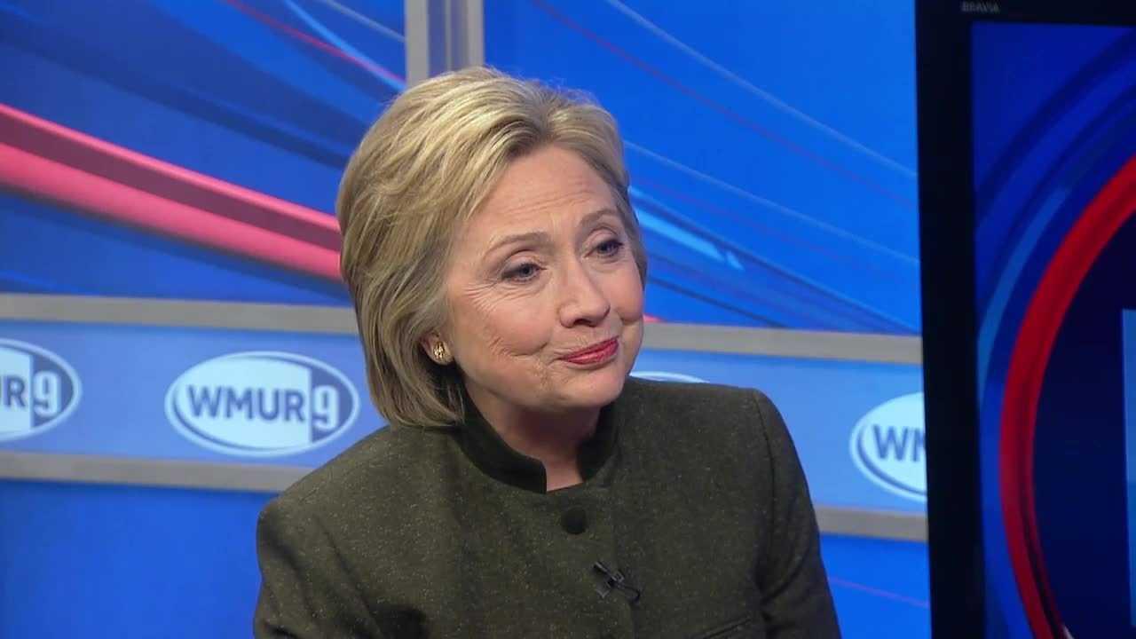 Wisconsin poll: Clinton leads, Senate race tight