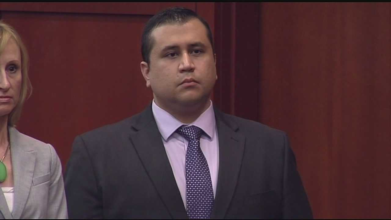 Man claims George Zimmerman threatened to kill him