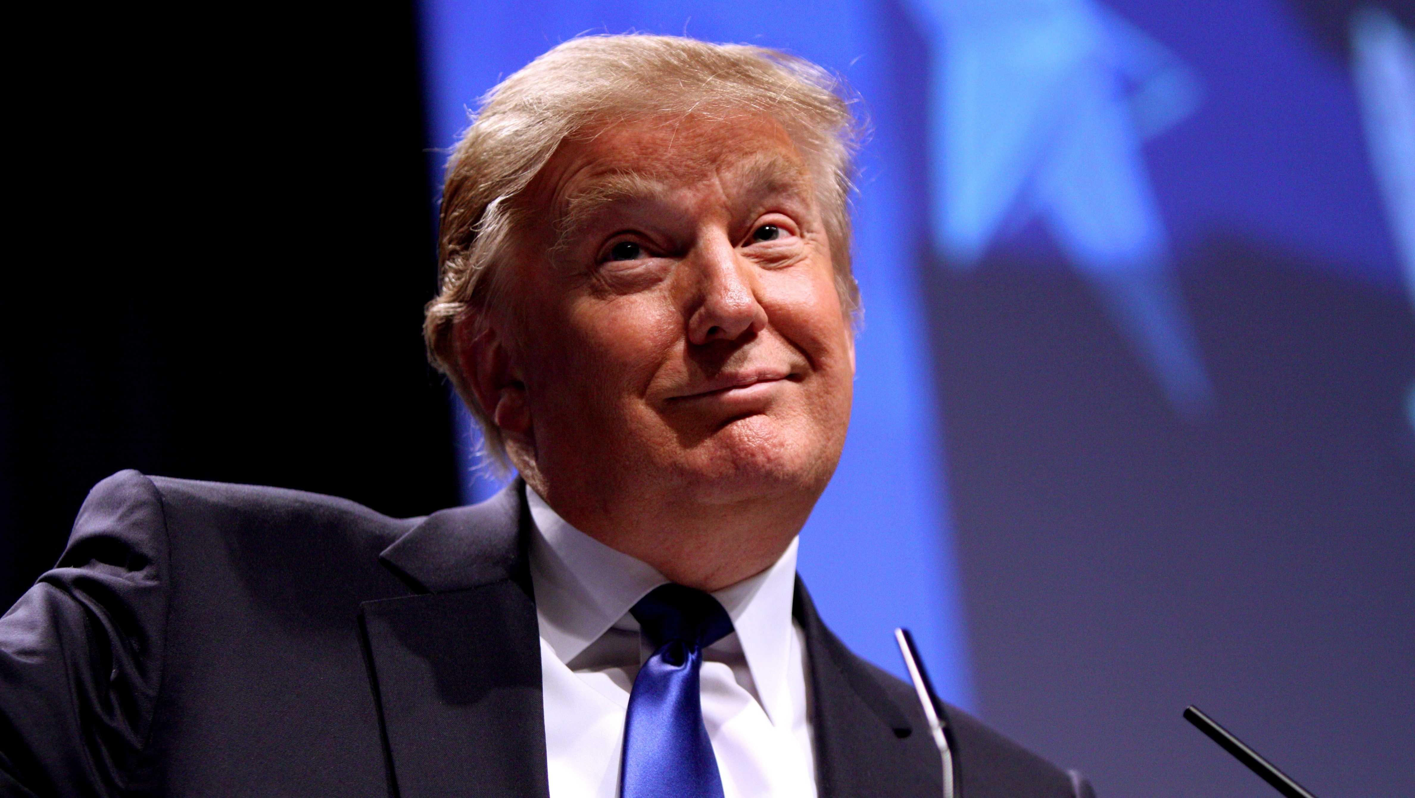 Photo: Donald Trump