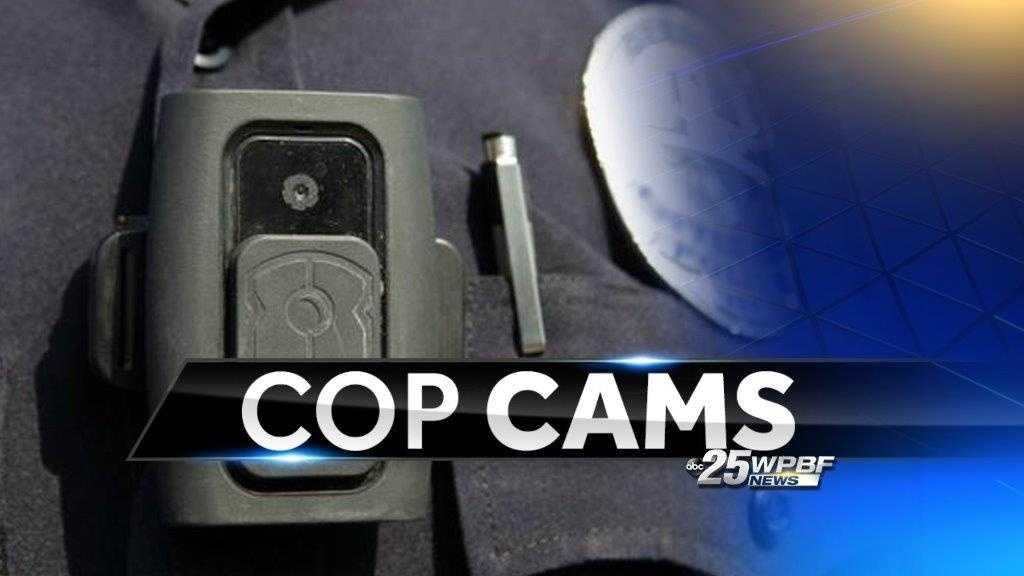 Photo: Body cameras