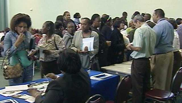 Riviera Beach job fair - 18734710