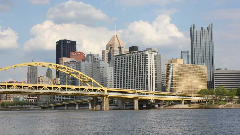 Pittsburgh Skyline - from North Shore.JPG