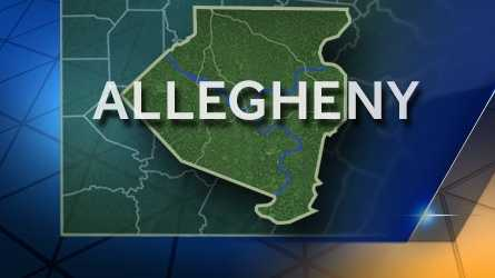 Allegheny County map (2016)