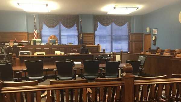 Courtroom empty generic