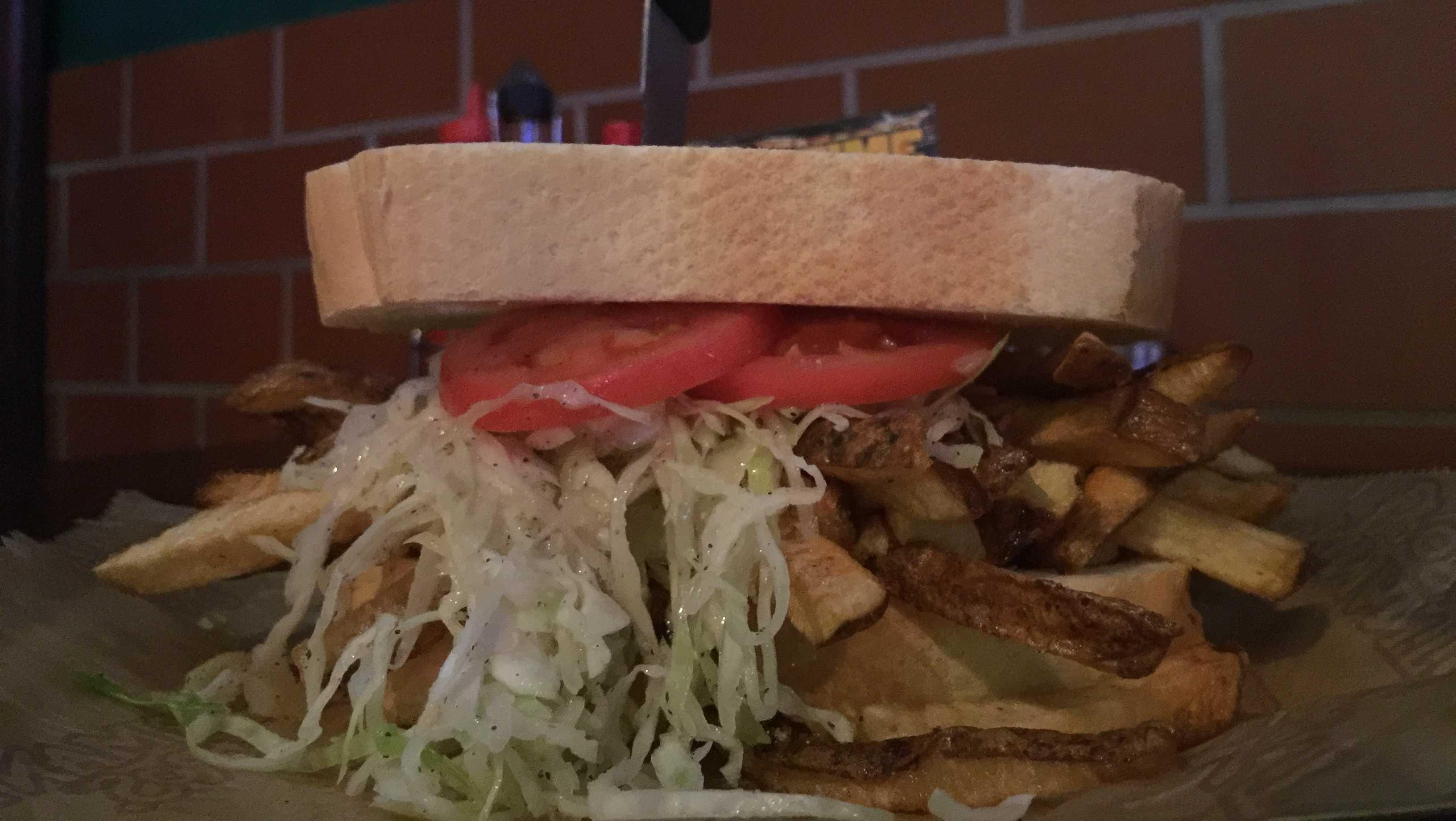 Primanti sandwich