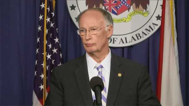 Alabama Gov Robert Bentley