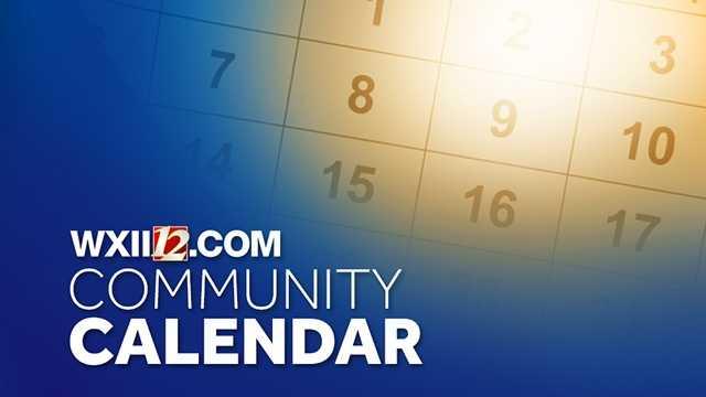 WXII12.com Community Calendar