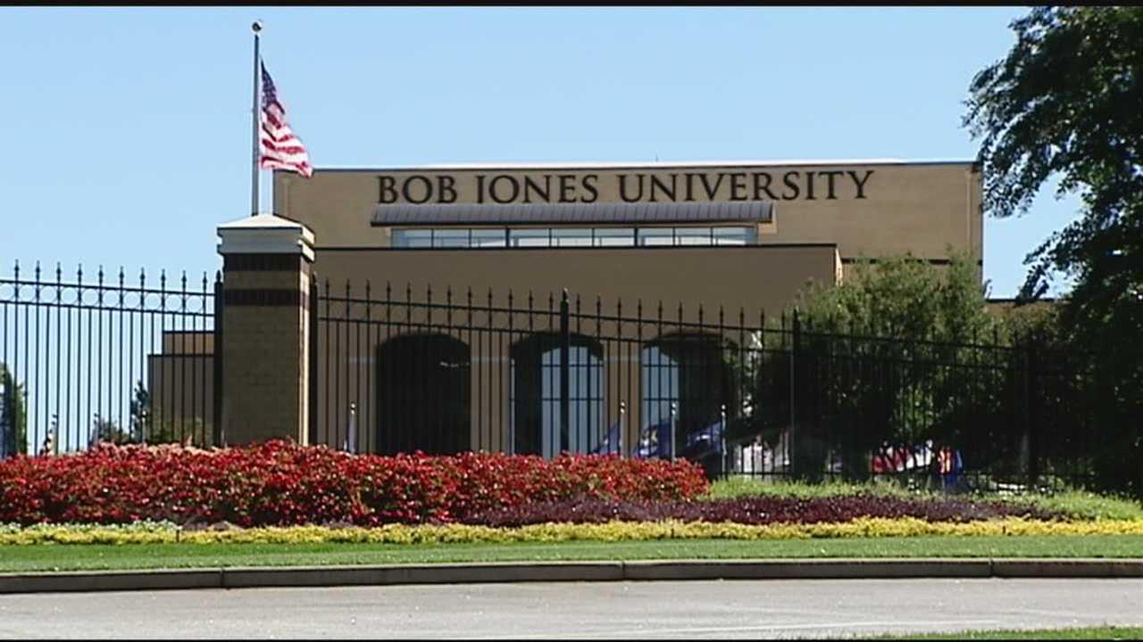 Bob jones university interracial