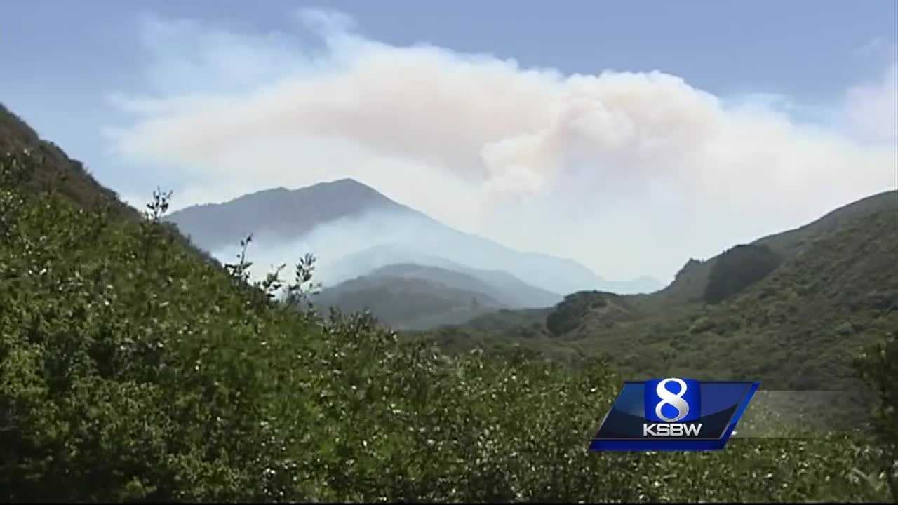 Palo Colorado residents return home to ashes amid Soberanes Fire