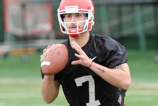 Georgia quarterback transferring