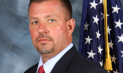 Sheriff Ladson O'Connor died when his pursuit vehicle overturned during the high speed chase. (GBI)