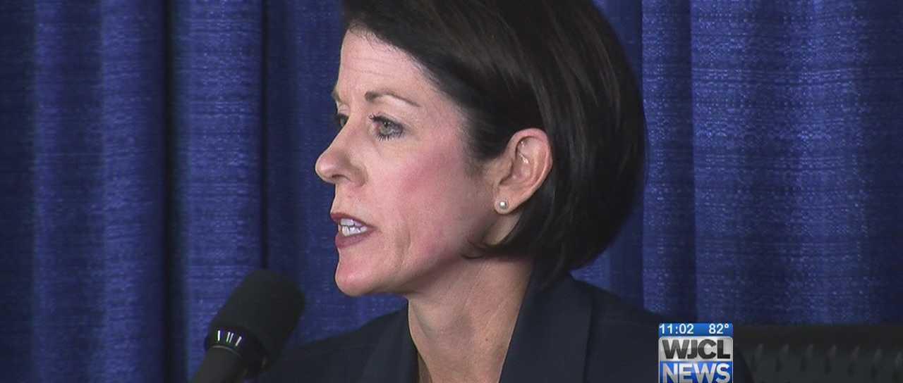 District Attorney Meg Heap
