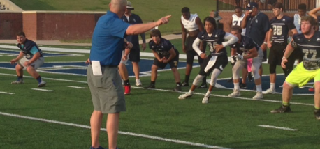 Camp season is underway for Georgia Southern