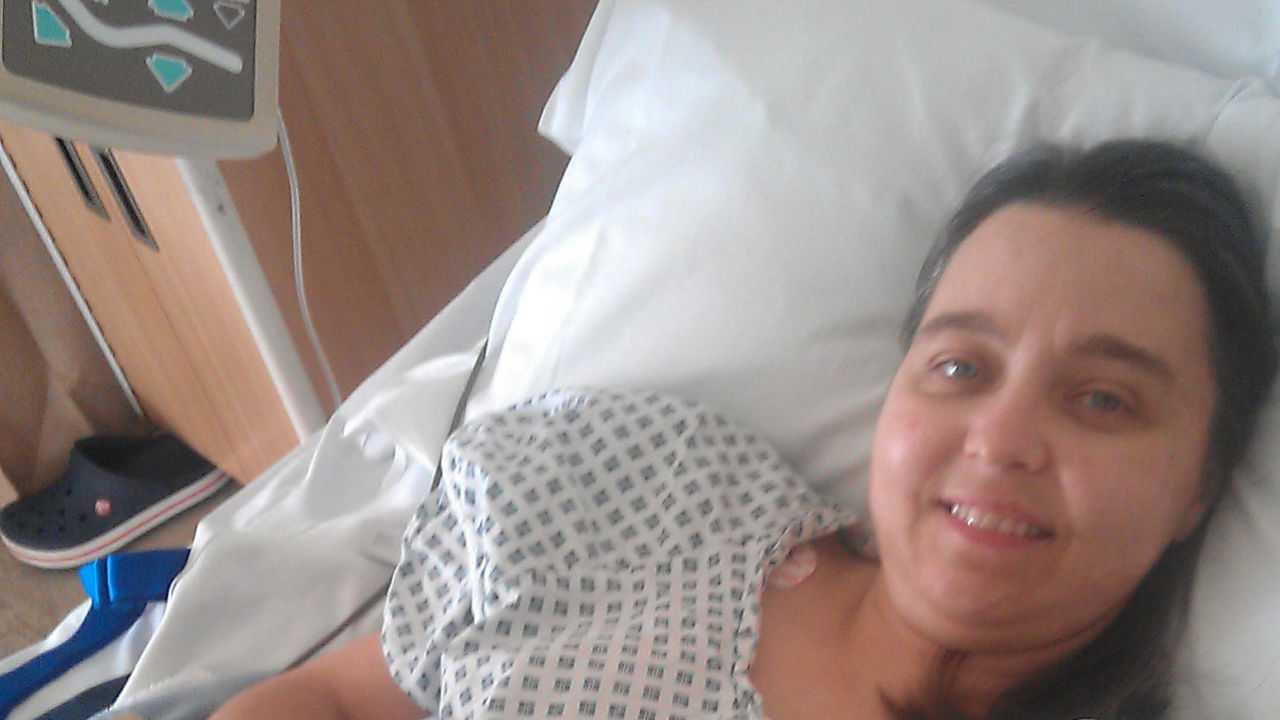 Cervical cancer survivor warns of surprising symptom you should never ignore