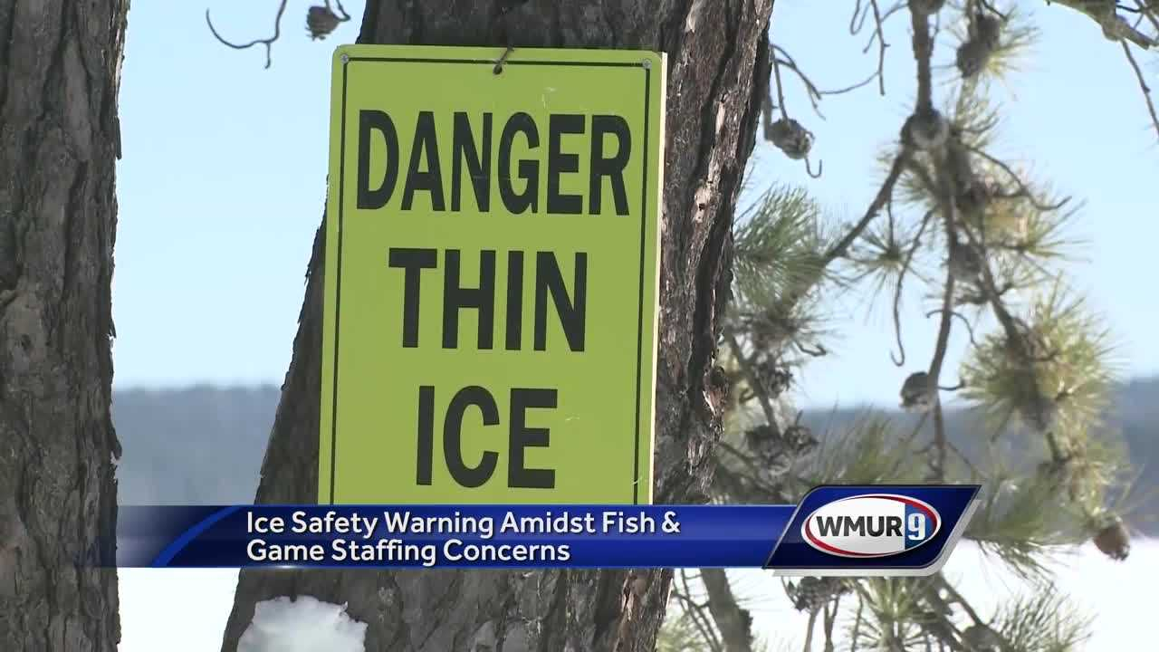 fish and game issues warning for snowmobilers
