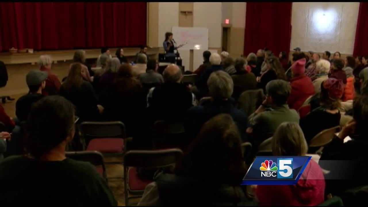 ... attend Central Vermont public forum on immigration, refugee support