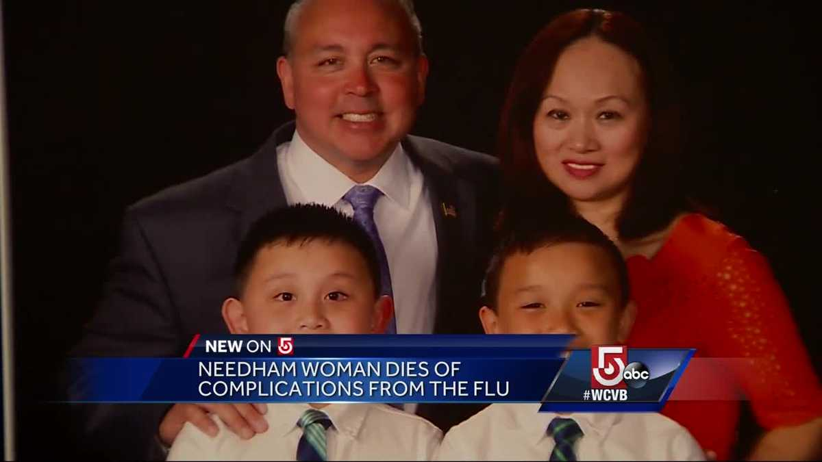 Needham mother dies of complications from the flu