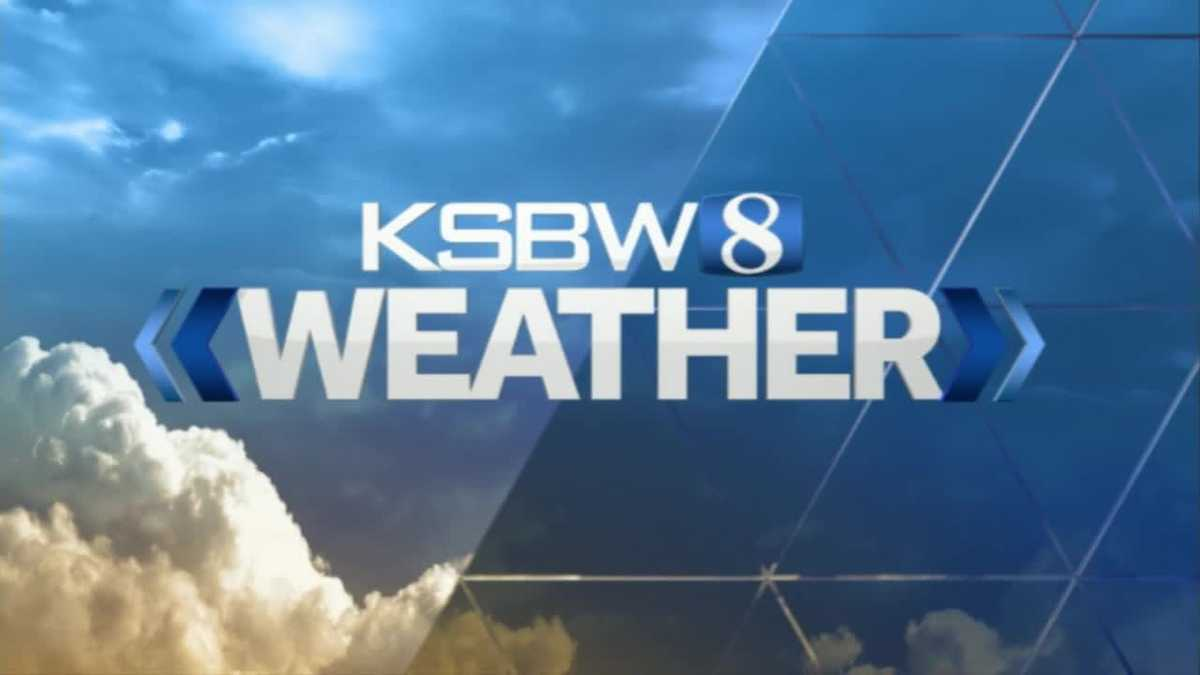 Seasonably Cool and Breezy on the Central Coast