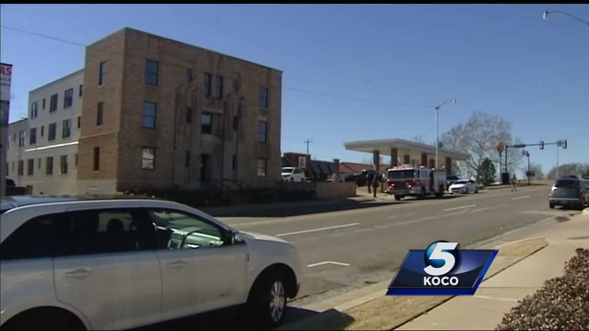Man Woman Found Dead In Downtown OKC Apartment