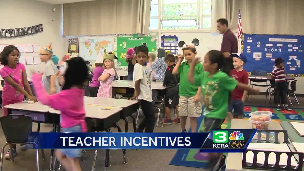 Districts Offer Incentives To Curb Teacher Absences