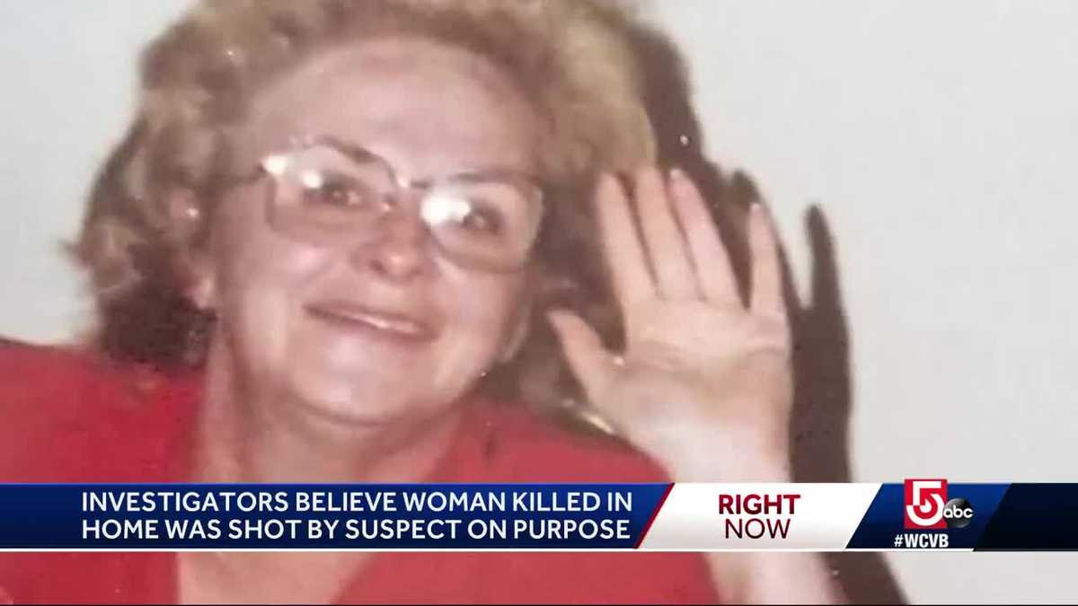Woman killed by bullet during shootout that killed officer identified