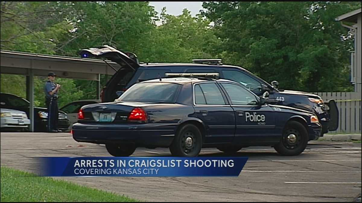 Arrests made in KC Craigslist shooting