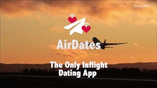 Flight dating app