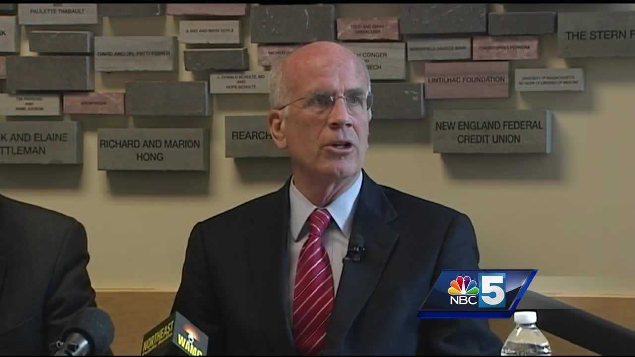 Rep. Peter Welch talks immigration ban