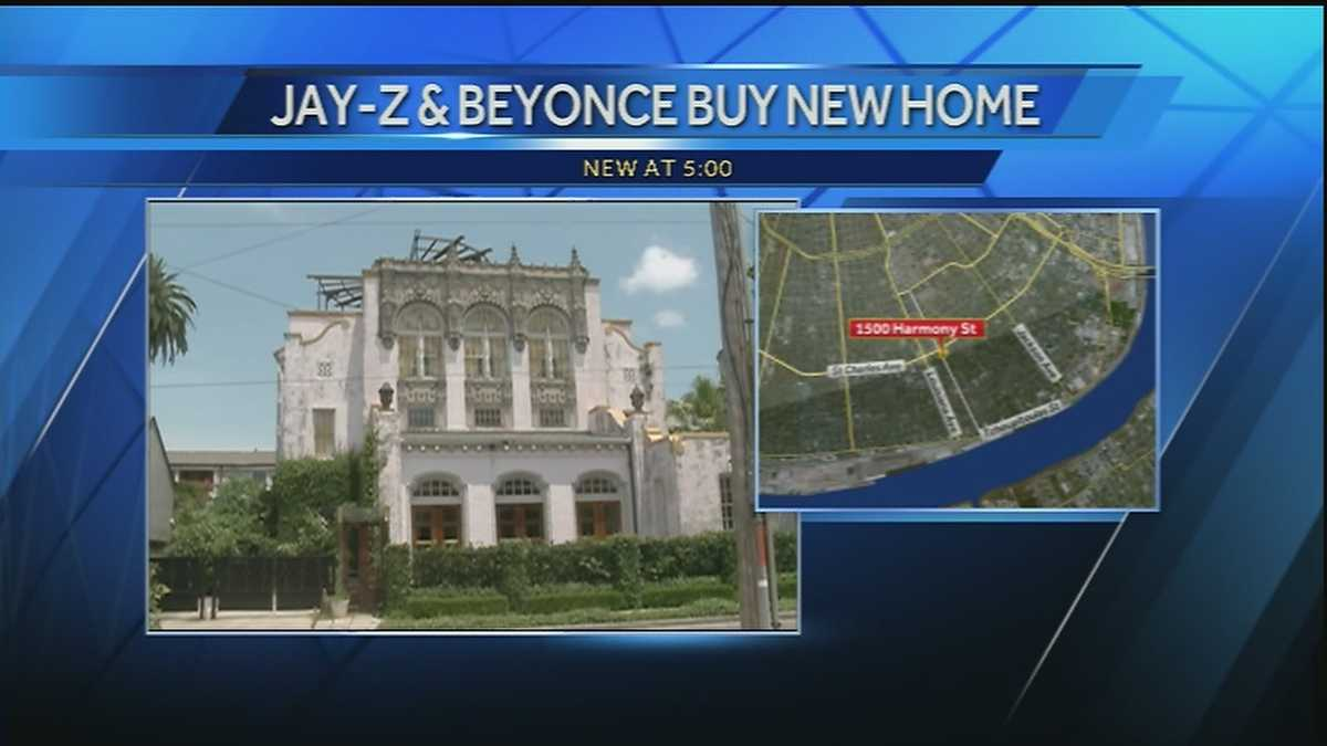 Did Beyonce Jay Z Buy A House In The Garden District